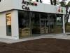Торговые павильоны/ Алюминиевые витражи и двери