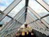 Стекляннаяя крыша Алютех