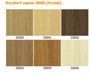 Durafort серия 3000 (Forest)