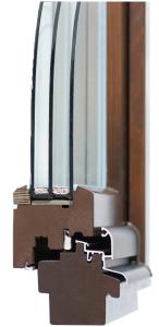 Деревянные окна STOLLER
