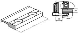 Рис. 4. Прижимы AYPC.F50.1974 и AYPC.F50.1974-01