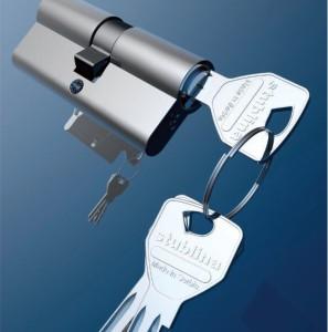 Цилиндр с ключом